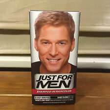 1 Just For Men Shampoo-In-Color Sandy Blond H-10