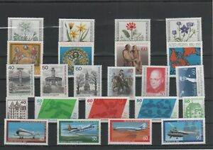 Germany-Berlin-vintage-yearset-Yearset-1980-Mint-MNH-complete-More-Sh-Shop