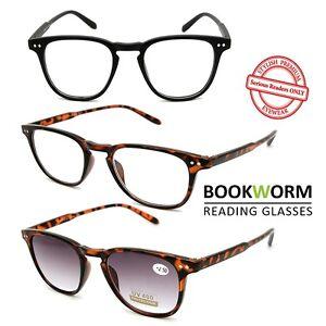 a6ca01275e73 Image is loading Depp-Style-Reading-Glasses-Sunglasses-Mens-Womens-Retro-