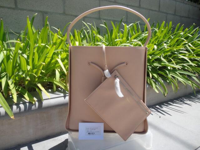 3.1 Phillip Lim Soleil Large Alabaster Smooth Leather Bucket Bag ... 73cd53693b869