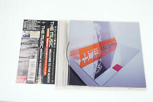 THE MUSIC WELCOME TO THE NORTH VJCP-68680 JAPAN CD OBI A12770