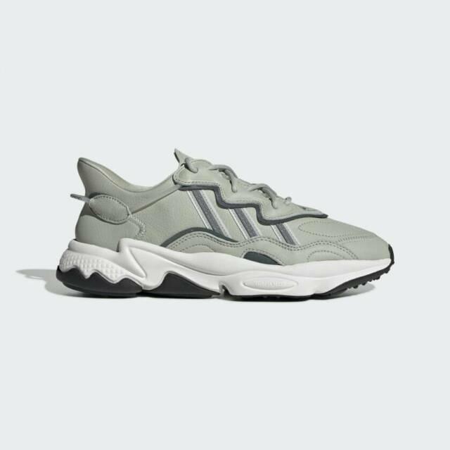 Size 13 - adidas Ozweego Trace Cargo Ash Silver