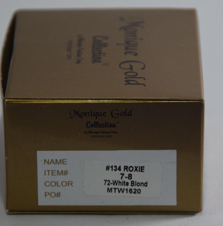 Monique Golden collection Wig - Roxie Weiß Blonde  Größe 7-8