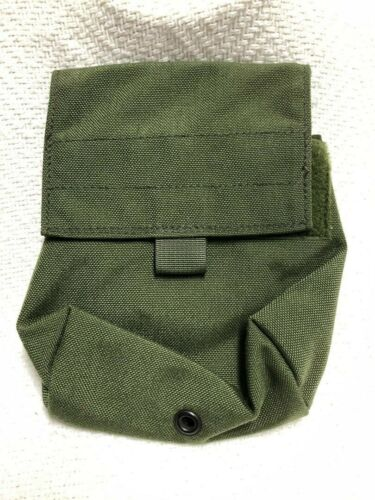 Eagle Industries DFLCS Small Utility Pouch 100 SAW OD Olive Drab MOLLE NEW