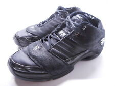 more photos a9e2c 735f8 2006 ADIDAS TMAC Tracy McGrady Basketball Sneakers Shoes Black Mens Size  11.5 US