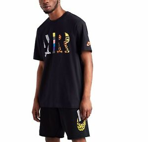 Details about NIKE AIR MAX DAY T SHIRT WOTHERSPOON ATMOS BLACK CI3009 010 MEN'S MULTI SIZES
