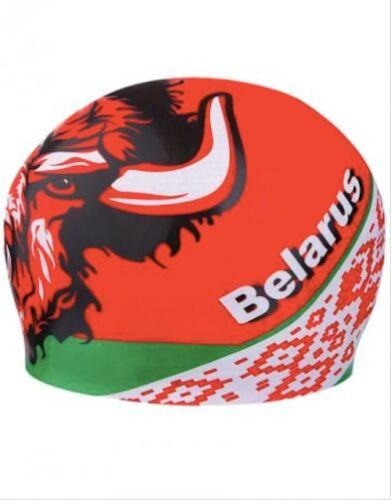Mad Wave BELARUS Flag Silicone Cap
