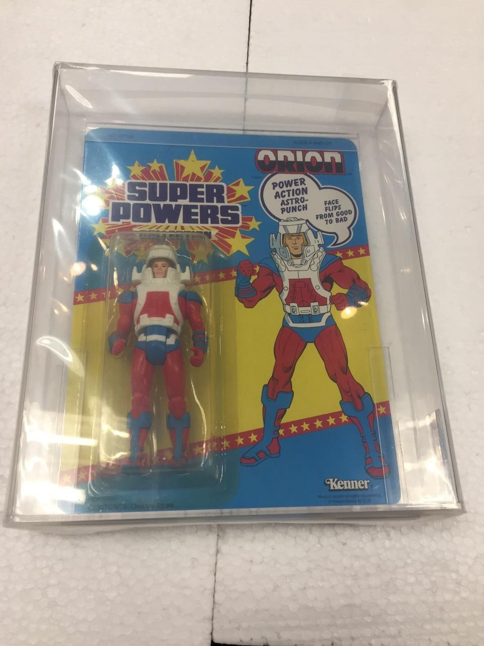 1986 Super Powers Collection ORION 1 18 by Kenner