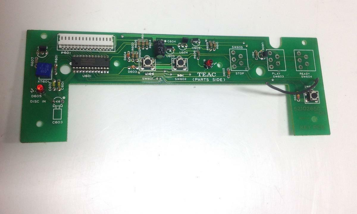 TEAC KEY PCB BOARD 52102650-00 PZB