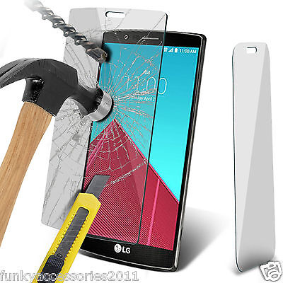 LG G4 H815 Genuine Tempered Glass Film LCD Screen Protector