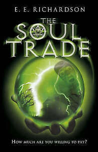 Very-Good-Richardson-E-E-The-Soul-Trade-Paperback-Book