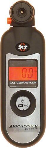 SKS Airchecker Digital Display Pressure Gauge Presta and Schrader
