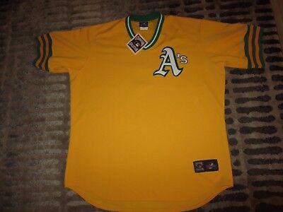 Baseball & Softball Sport Reggie Jackson #9 Oakland Athletics Majestic Mlb Cooperstown Trikot 3xl 3x Freigabepreis