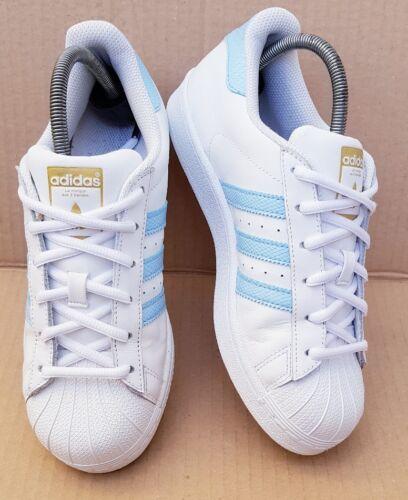 Seltene Adidas Reptil 5 Superstar Uk Ausgezeichnet Trainers Farbe 5 Größe Blau Weiß zxqzrf1R
