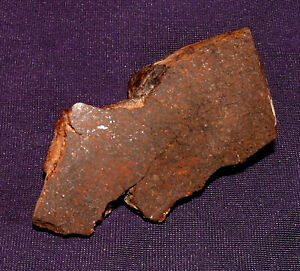 Stone-Meteorite-Dhofar-2063-End-Piece-Polished-Healing-2-5-16x1-3-32x1-3-16in