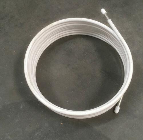 6mm diameter High Pressure CNG Fuel Pipe Line 3600 PSI 6 meter long