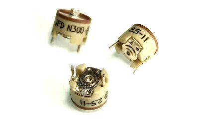 Adjustable Variable Capacitors NOS 9-35pF Ceramic Trimmer Capacitor 5 pcs