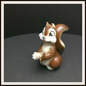 ZACCAGNINI-DISNEY-POTTERY-Snow-White-small-squirrel-DISNEYANA-IT