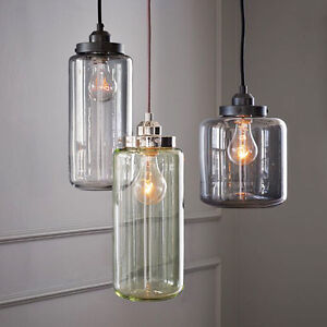 3 bulbs Vintage Industrial ceiling lamp Chandelier Pendant