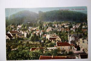 Ansichtskarte-Thueringen-Friedrichroda-LK-Gotha-Feldpost-1918