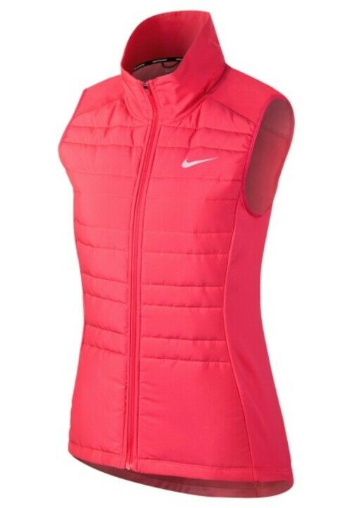 Nike  Mujeres Chaleco Correr Essentials - 856222 617  barato y de alta calidad