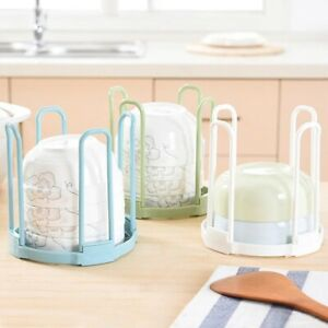 Kitchen-Dish-Bowl-Plate-Drying-Rack-Organizer-Drainer-Holder-Storage-Tools