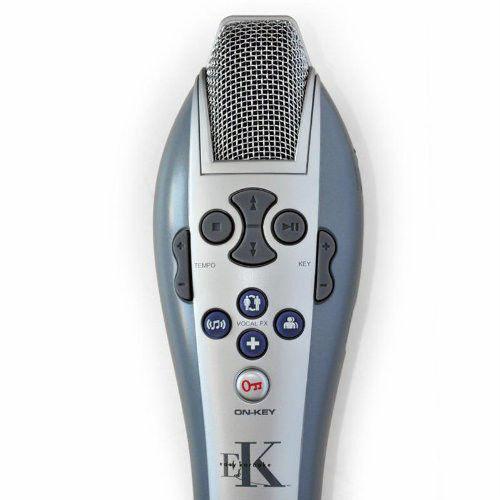 EASY Karaoke machine scanalatura Stazione MICROFONO CARTUCCIA PER BAMBINI
