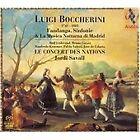 Luigi Boccherini - Boccherini: Fandango, Sinfonie & La Musica Notturna di Madrid (2006)