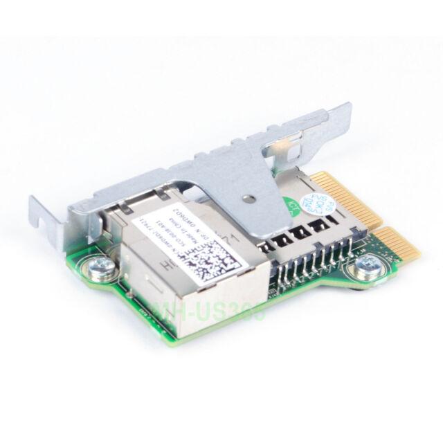 Dell WD6D2 Remote Access Card iDRAC7 Poweredge R320 R420 R520 T320 T420