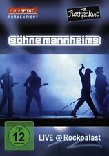 Live At Rockpalast (KulturSPIEGEL Edition) von Söhne Mannheims (2012), OVP, DVD