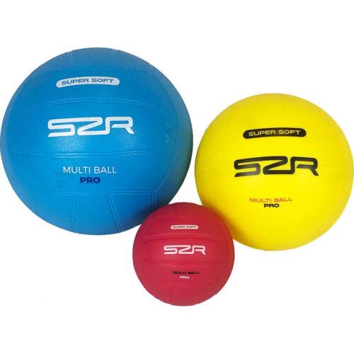Slazenger Multi Ball Pro 10cm 15cm 21cm
