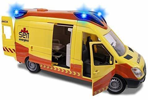 NEW Toy Ambulance PREMIUM