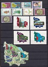 Norfolk Island 1974 postfrisch Jahrgang