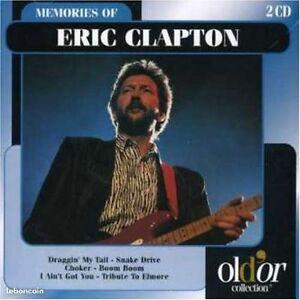 Memories-of-Eric-Clapton-2-CD-31-titres-NEUF-sous-blister