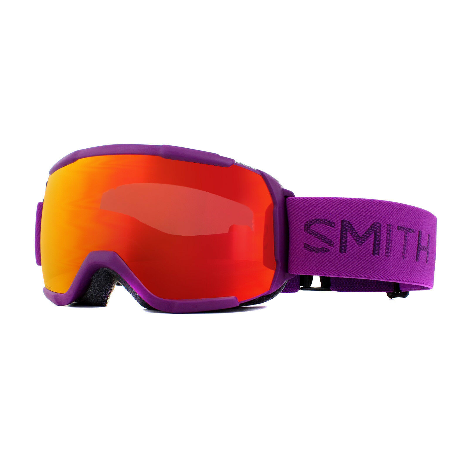 Smith Ski Goggles Showcase OTG M006702ZV996K Monarch ChromaPop ED purple Mirror