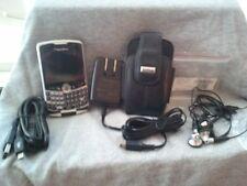 USED BlackBerry Curve 8330 - Black/White Smartphone