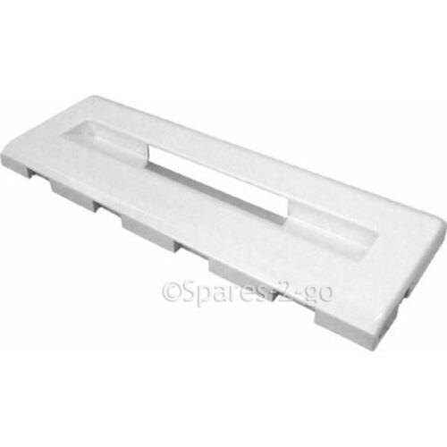 SCHOLTES RUS 12 Fridge Freezer Drawer Cover Front Panel Handle C00048282