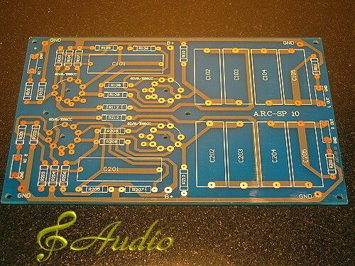 6Z5P Tube Preamplifier kit Vacuum audio finished Tube preamplifier DIY kit 6N1