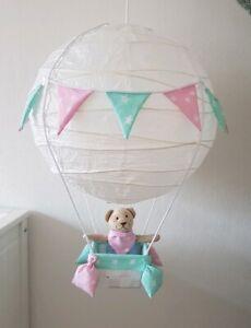 Ballon Lampe Deckenlampe Kinderzimmer Deko Junge Mädchen Geschenk ...