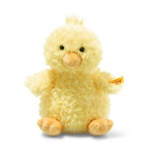 Steiff-073687-Soft-Cuddly-Friends-Pipsy-Chick-22cm