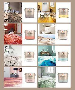 alpina 2 5 l feine farben edelmatte wandfarbe f r innen farbwahl 14 l ebay. Black Bedroom Furniture Sets. Home Design Ideas