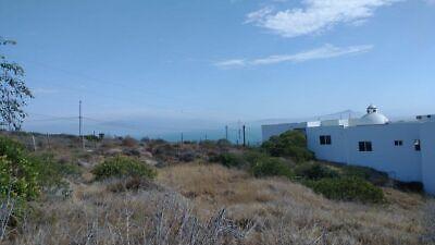 Terreno con vista al Mar