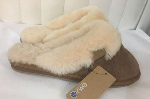 EMU Jolie Super Soft Plush Warm Comfortable Sheepskin Slippers Size 6 10 Wide