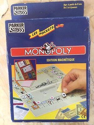Monopoly Édition MagnÉtique SpÉcial Voyage Ou Avion Ultima Tecnologia