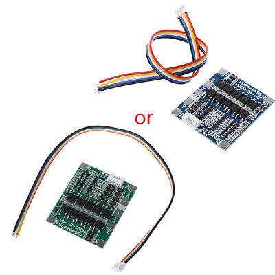 4S 12.8V 30A w//Balance 3.2V LiFePo4 LiFe 18650 Battery BMS Protection PCB Board