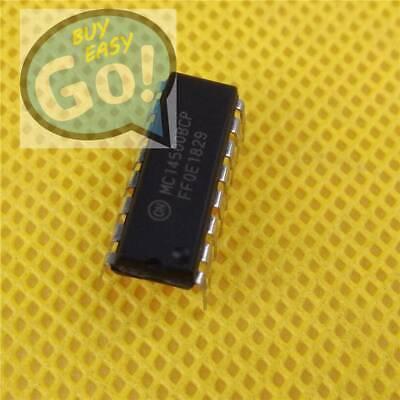 1PCS Manu:MC14500B MC14500BCP ON Encapsulation:DIP-16,Industrial Control