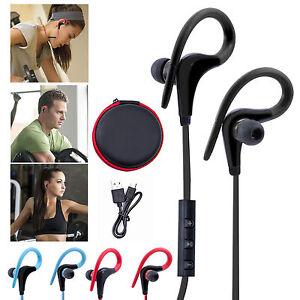 Cuffie-Bluetooth-4-1-Sport-Auricolari-Resistente-sudore-Microfono-Per-Smartphone