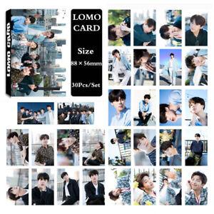 30Pcs-set-KPOP-Bangtan-5TH-Anniversary-Album-Photo-Card-Poster-Lomo-Card