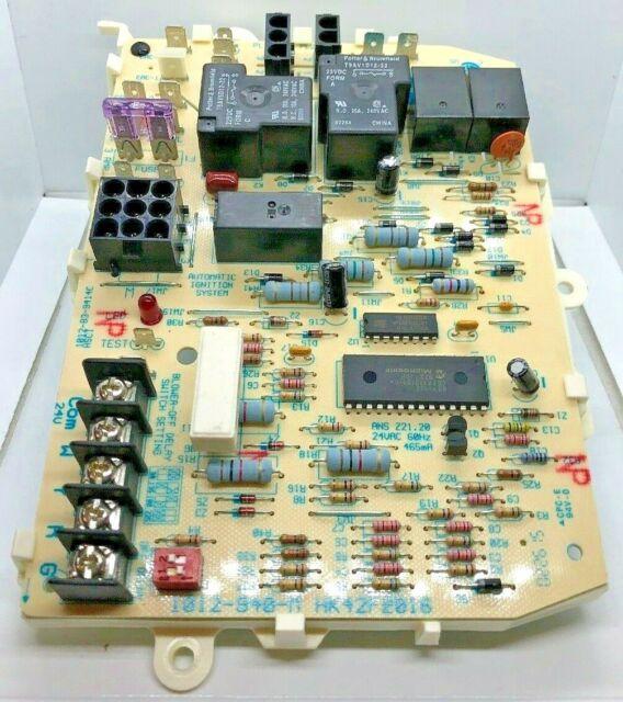 HSCI Carrier Bryant Control Board 1012-940-M HK42FZ016