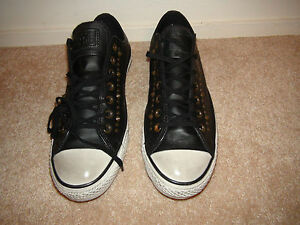 9529bb39d274 Converse CT Chuck Taylor All Star Ox Studded Leather Sneakers ...